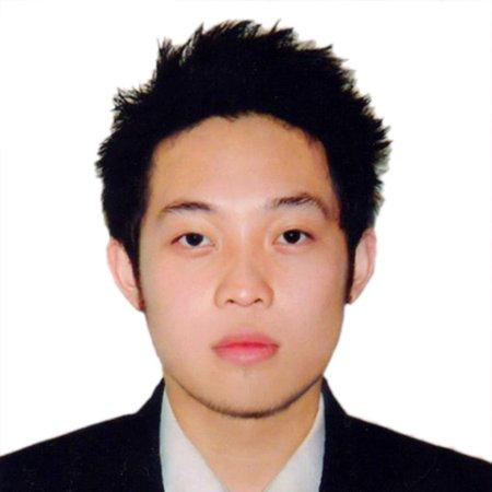 Eric Yang Liu linkedin profile