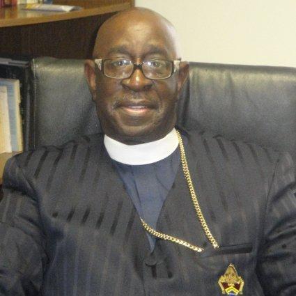 Bishop Fred E Harris, Jr. linkedin profile