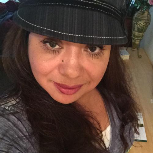 Luz Moreno linkedin profile