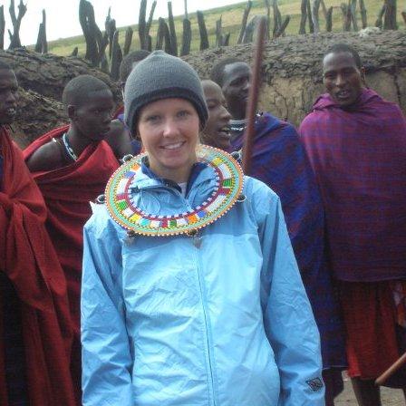 Rebecca Richards Steed MGIS linkedin profile