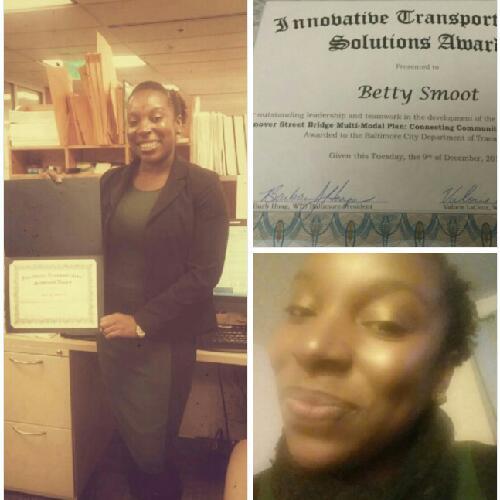 Betty T Smoot linkedin profile