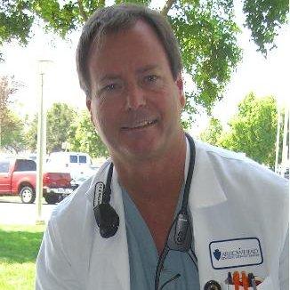 Robert Carlson M.D. linkedin profile