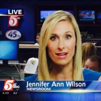 Jennifer Ann Wilson linkedin profile