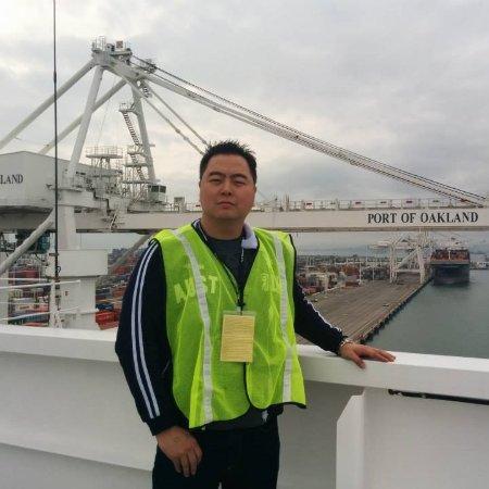 Wei Chen Mark Wang linkedin profile