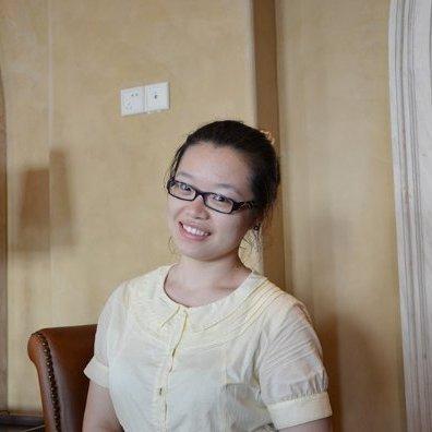 Gladys Yu Zhang linkedin profile