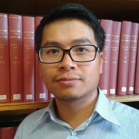 Minh Hoai Nguyen linkedin profile