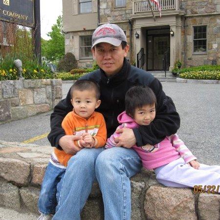 Xin Huang linkedin profile