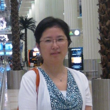 Wang Xin linkedin profile