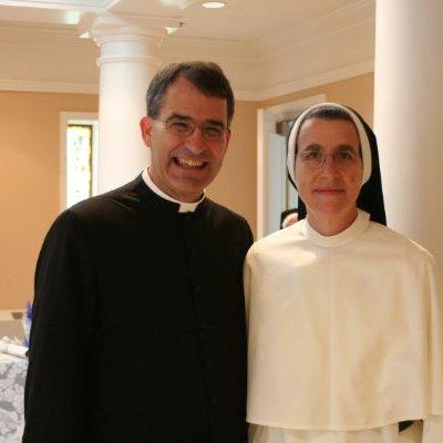 Fr. John Sims Baker linkedin profile