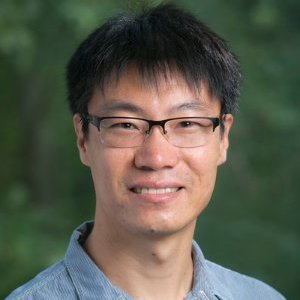 Lin (Victor) Wang linkedin profile