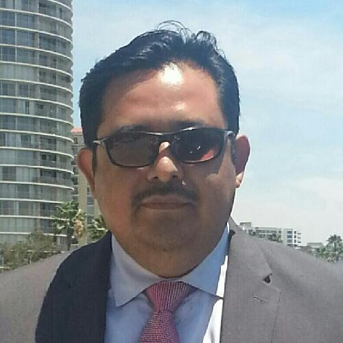 Oscar I. Martinez linkedin profile