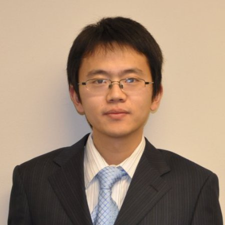 Gao Yang linkedin profile