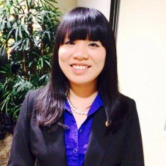 Xin (Katie) Wang linkedin profile