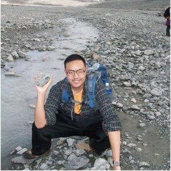 Huang Jian linkedin profile