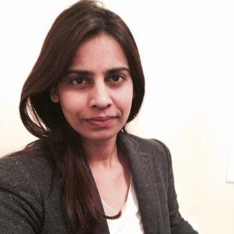 Aatna Ashok Kumar linkedin profile