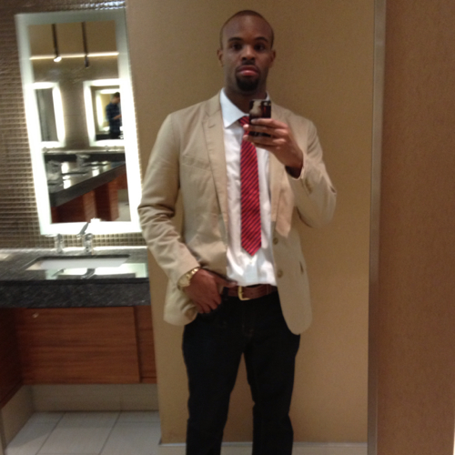 Desmond Robinson linkedin profile