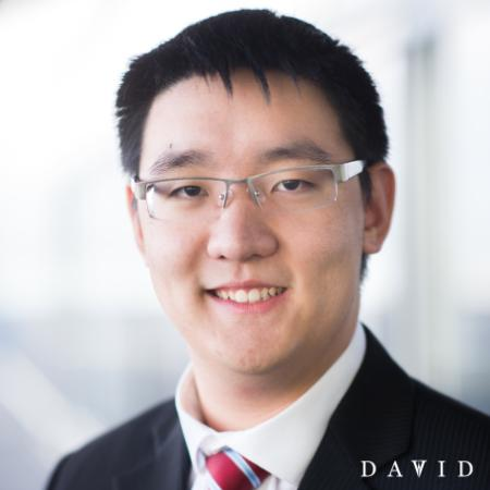 David James Wang linkedin profile