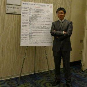 Xiao Wei linkedin profile
