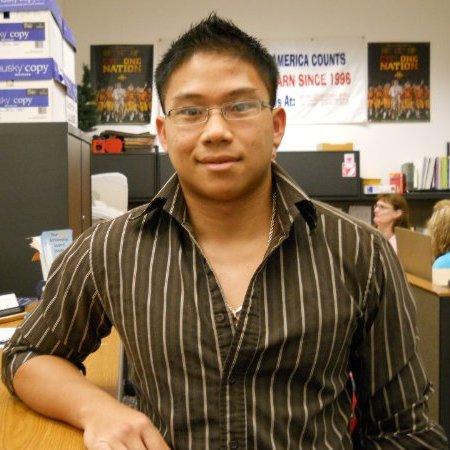 Dang Quang Huynh linkedin profile