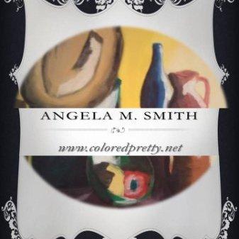 Angela Smith Colored Pretty Arts linkedin profile