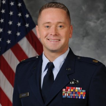Brock D Maj USAF ACC Molden linkedin profile