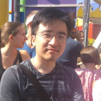 Jimmy Jian Zhang linkedin profile