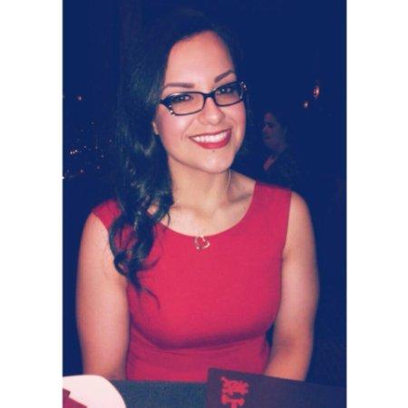 Anna Victoria Paredes linkedin profile
