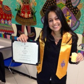 Mary Elizabeth Paulino Gonzalez linkedin profile