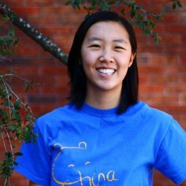 Catherine Gu linkedin profile