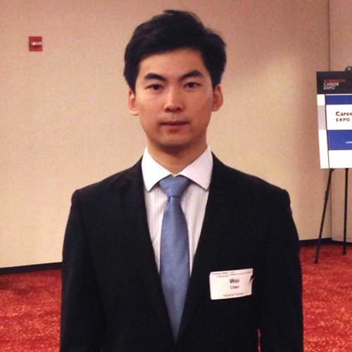 Wei (Alex) Chen linkedin profile