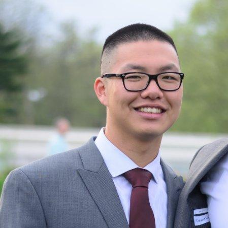 Xin Yan Kevin Zheng linkedin profile