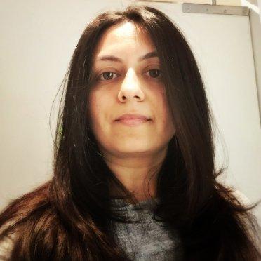 Priti Patel linkedin profile