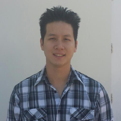 Long Vuong linkedin profile