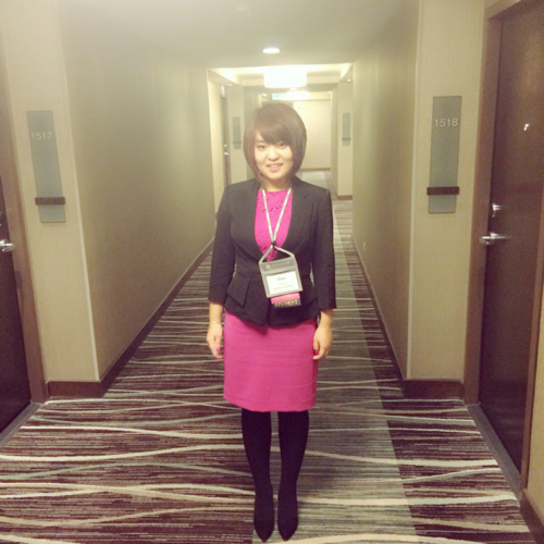 Zhen Su linkedin profile