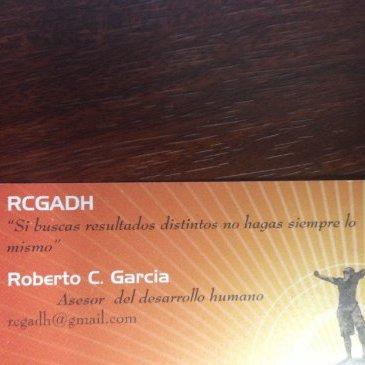 Roberto Carlos Garcia linkedin profile