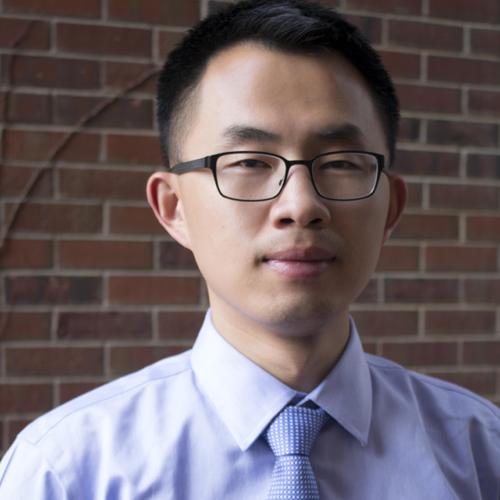 Frank Wang linkedin profile