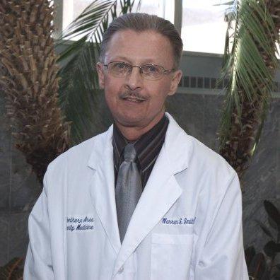 Dr. Warren Smith linkedin profile