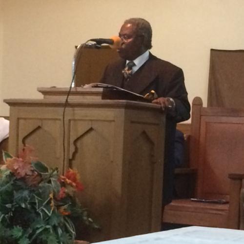 Rev. James Bass linkedin profile