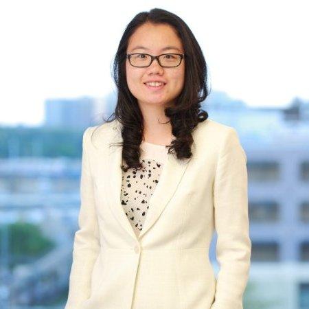 Janet Ying Liu linkedin profile