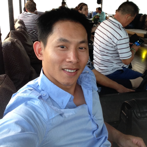 THAI BUI linkedin profile