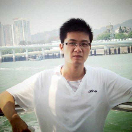 Wei Da Lin linkedin profile