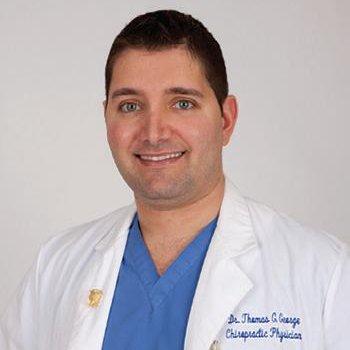 Dr. Thomas George linkedin profile