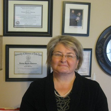 Donna Clawson linkedin profile
