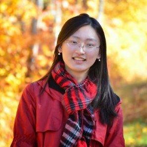 Zhe (Shirley) Chen linkedin profile