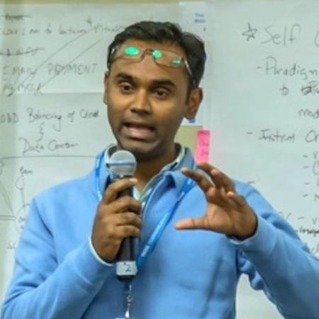 Syed Adeeb Rahman linkedin profile