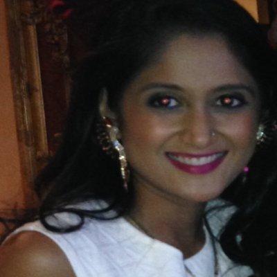 Melissa Ramanlal Patel linkedin profile