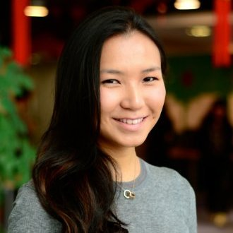 Jamie Yu Huang linkedin profile