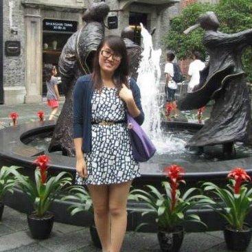 Tra Huong Nguyen linkedin profile