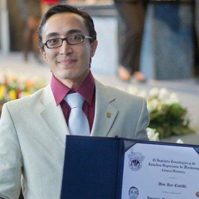 Alan Izar Castillo linkedin profile
