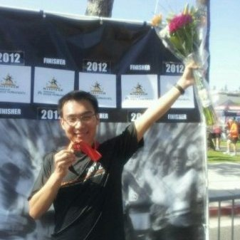 Zhao Liu linkedin profile